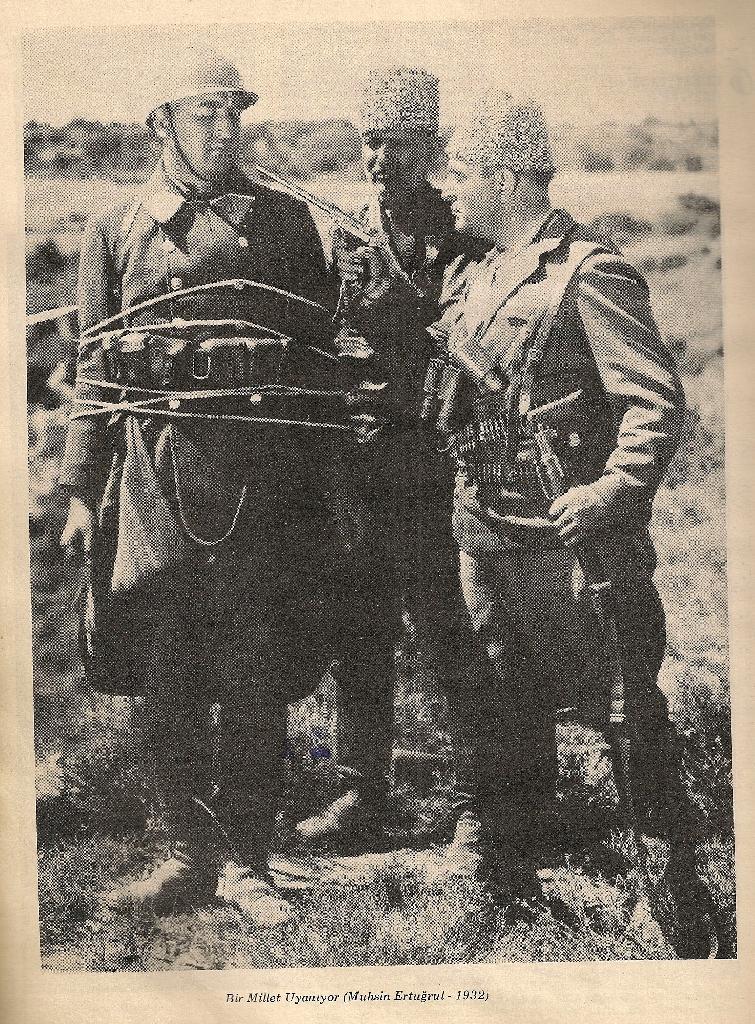 Türk Sineması TİYATROCULAR DÖNEMİ (1922-1939) ile ilgili görsel sonucu