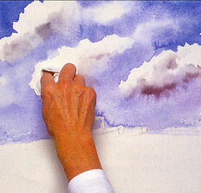 suluboya resim için kağıdın beyazlığından yararlanma ile ilgili görsel sonucu