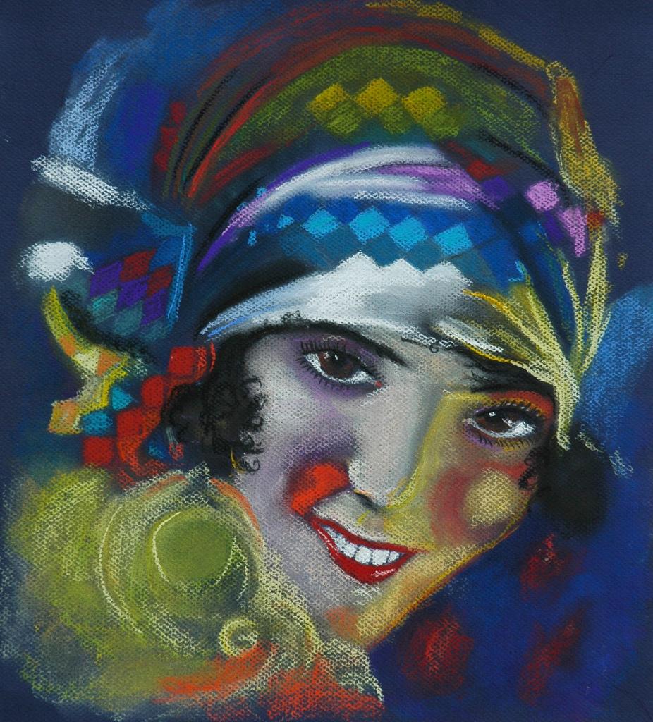 Pastel Resim Tekniği Alintidir Abdullah Işık Kişisel Blog Sayfası