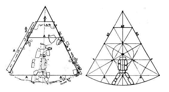 ilk çağda geometrik biçimler ile ilgili görsel sonucu