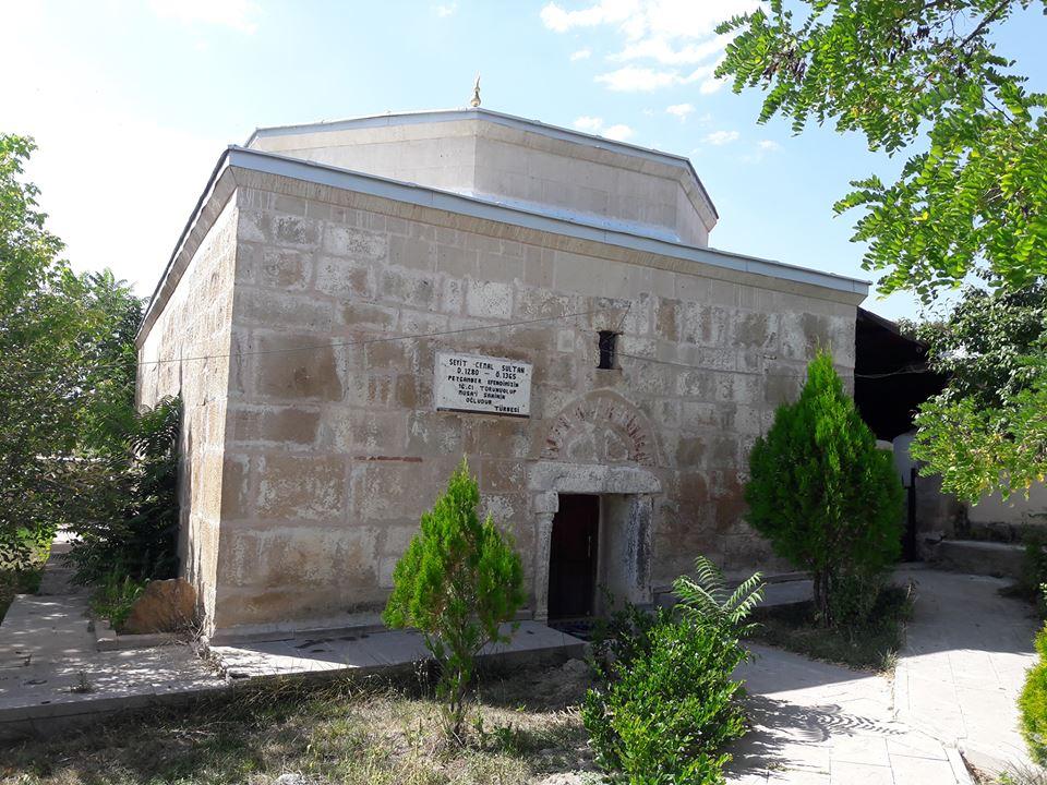Seyyid Cemal Sultan Türbesi ile ilgili görsel sonucu