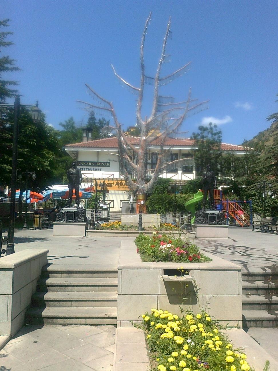 kızılcahamam Şehit Fatih Duru Parkı ile ilgili görsel sonucu