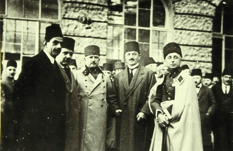 Rauf Bey, Refet Bey, Kazım Karabekir ile ilgili görsel sonucu