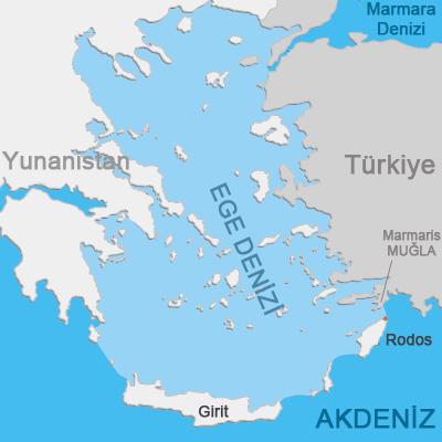 ege denizi haritası ile ilgili görsel sonucu
