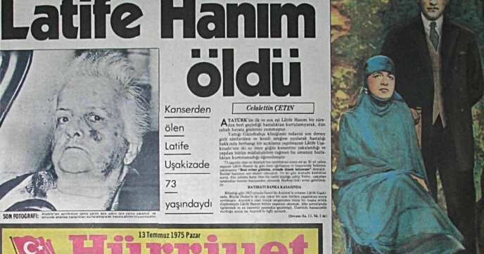 Fikriye Hanımdan Latife Hanıma -M.Latif Salihoğlu
